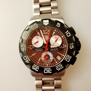 TAG HEUER F1 MEN WATCH
